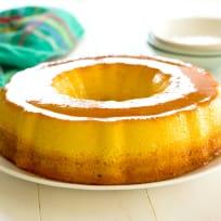 Easy Flan Cake Recipe