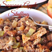 Sausage Apple Stuffing