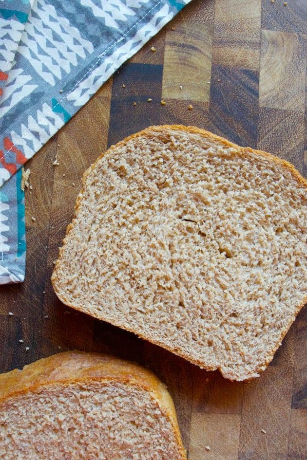 Spelt Bread Image