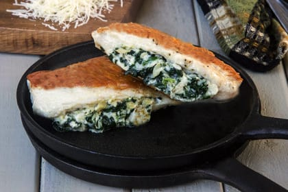 Spinach Artichoke Stuffed Chicken: Cheesy Delicious Dinner