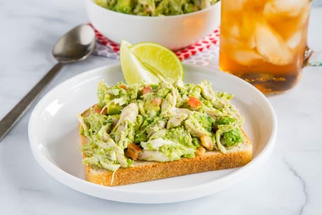 Avocado Chicken Salad Image