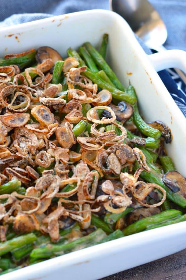 Food Network Green Beans Casserole