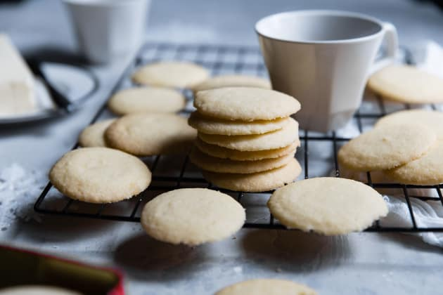 Low Carb Shortbread Cookies Photo