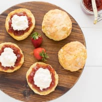Classic English Scones Recipe