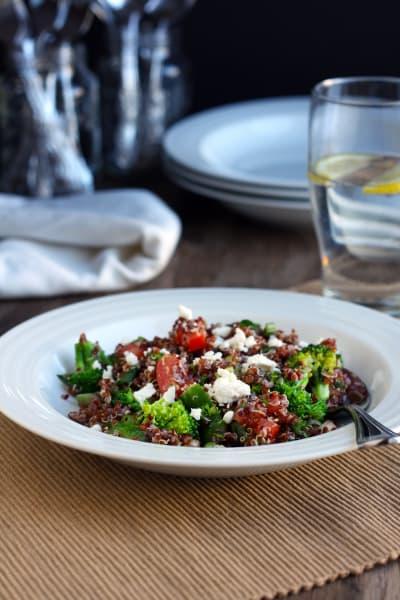 Lemon Quinoa Salad Picture