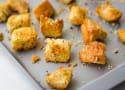 Toaster Oven Baked Croutons Recipe