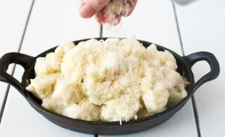 Cauliflower Cheese Image