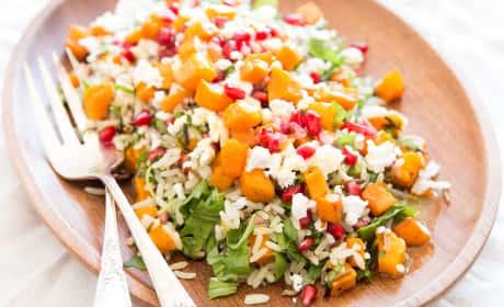 Harvest Wild Rice Salad Recipe