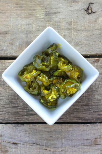 Candied Jalapeños Picture
