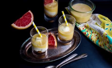 Paloma Cheesecake Shots Recipe