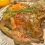 Lemon Rosemary Roast Chicken