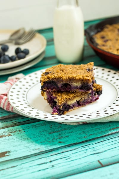 Blueberry Bourbon Buckle Image