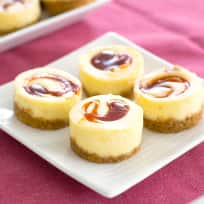 Mini Guava Cheesecakes Recipe