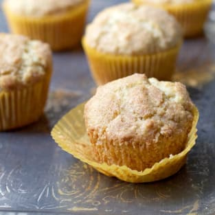 Snickerdoodle muffins photo