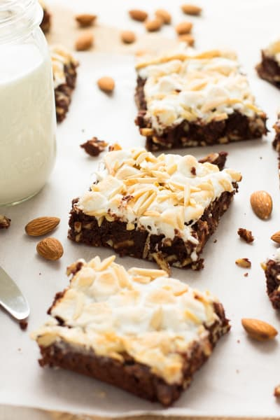 Rocky Road Brownies Image