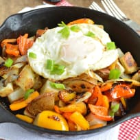Easy Potato Breakfast Skillet Recipe