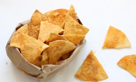 Homemade Doritos Recipe