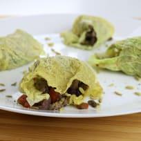 Italian Cabbage Dumplings