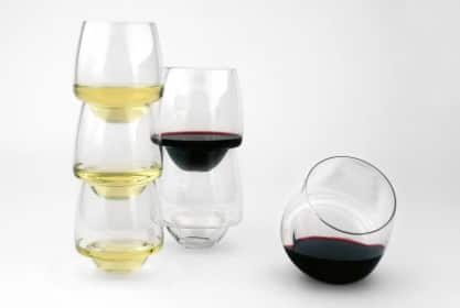Spill-Free Wine Glass is Here, Real and Amazing