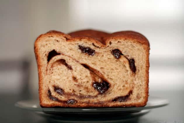 Amaretto Cinnamon Raisin Bread Photo