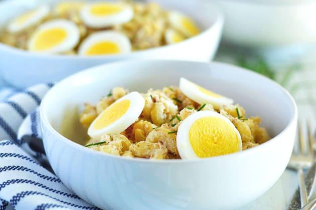 Gluten Free Tuna Noodle Salad Photo