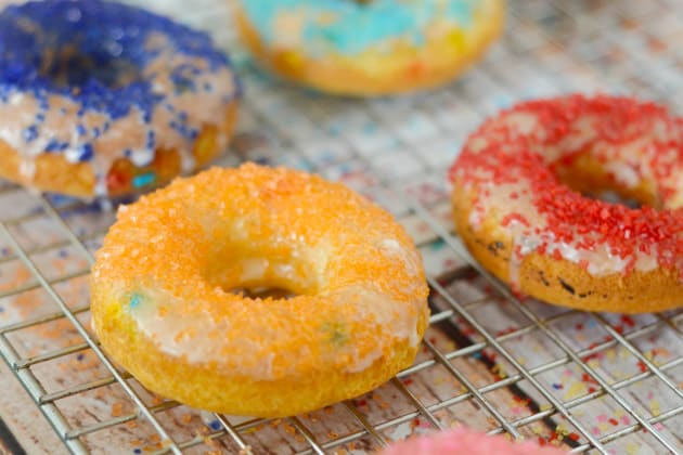 Gluten Free Donuts Made With Cake Mix