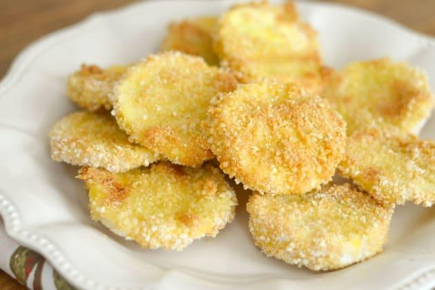 Gluten Free Crispy Squash Chips Pic