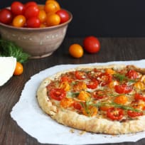 Tomato Fennel Tart Recipe