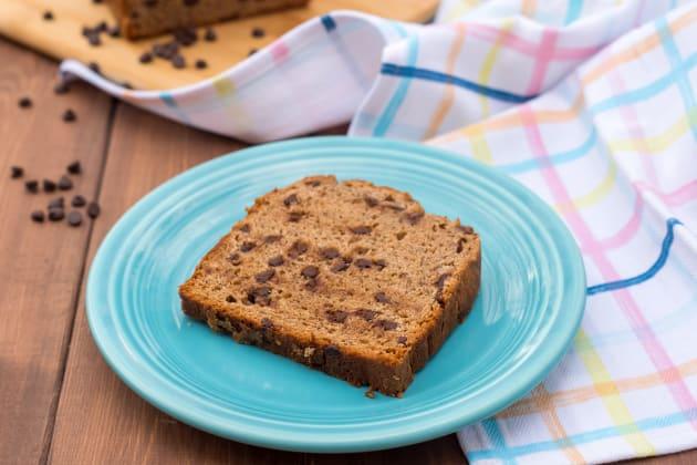 Gluten Free Chocolate Chip Banana Bread Photo