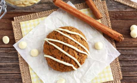 Small Batch Pumpkin Spice Cookies Recipe
