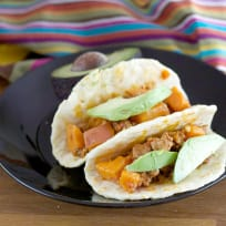 Sweet Potato Chorizo Breakfast Tacos Recipe
