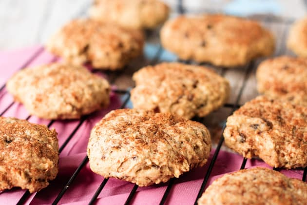 Apple Oatmeal Breakfast Cookies Photo