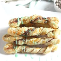 Mint Chocolate Cinnamon Sticks Recipe