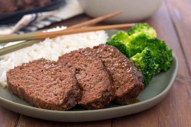 Instant Pot Gluten Free Teriyaki Meatloaf Photo