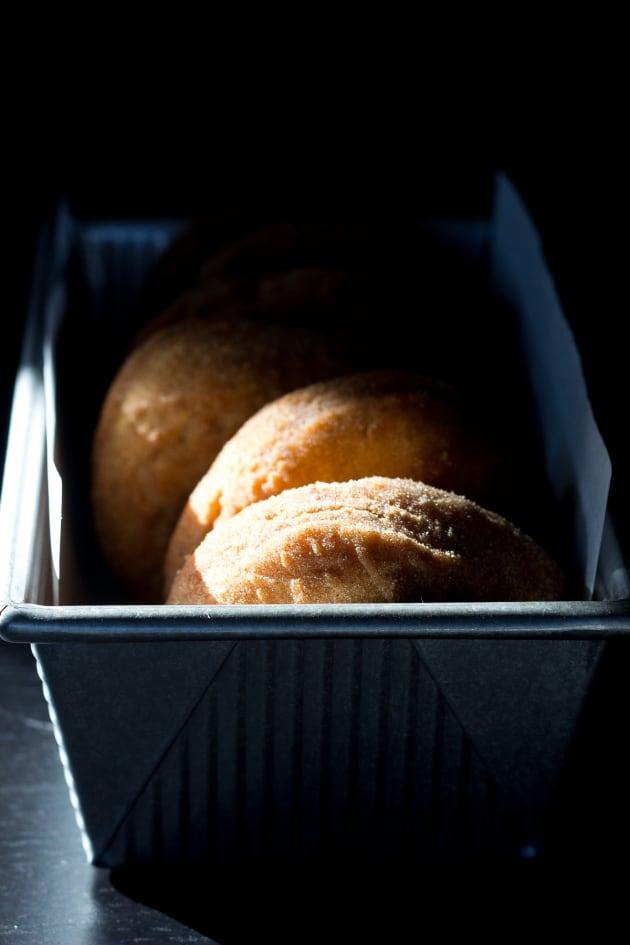 Mashed Potato Doughnuts Pic