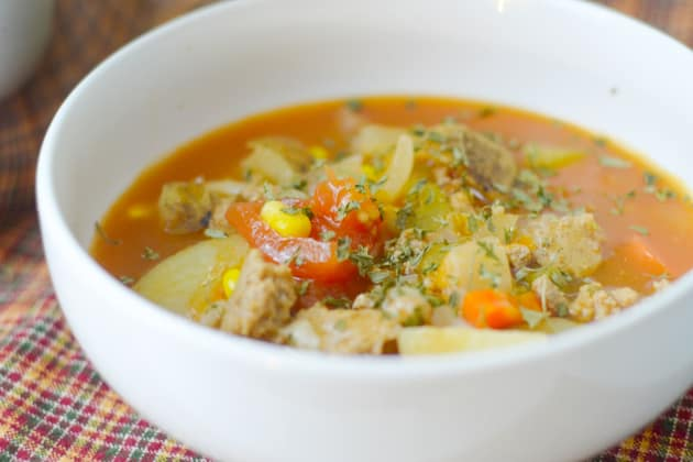File 2 Gluten Free Instant Pot Vegetable Soup