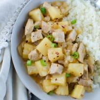 Paleo Pork Pineapple Stir Fry Recipe
