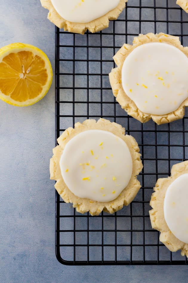 Lemon Sugar Cookies Pic