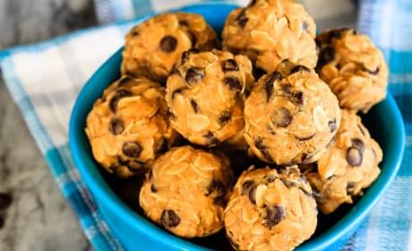 Peanut Butter Energy Balls Recipe
