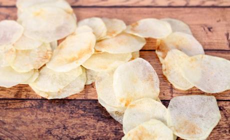 Homemade Lay's Potato Chips Recipe