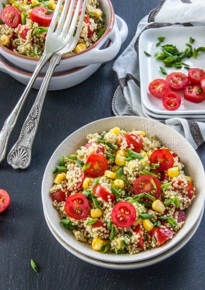 Quinoa Avocado Salad Image