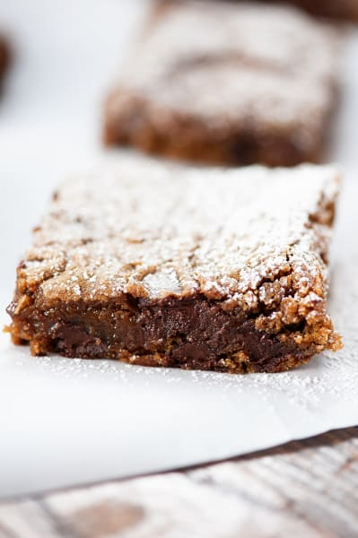 Gingerbread Bars Image