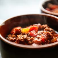 Easy Three Bean Chocolate Chili Recipe