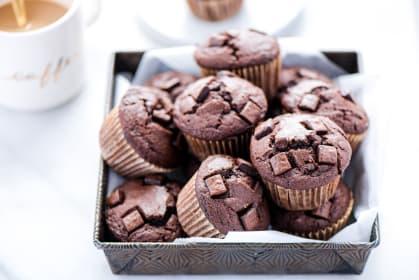 Gluten Free Mocha Muffins Recipe