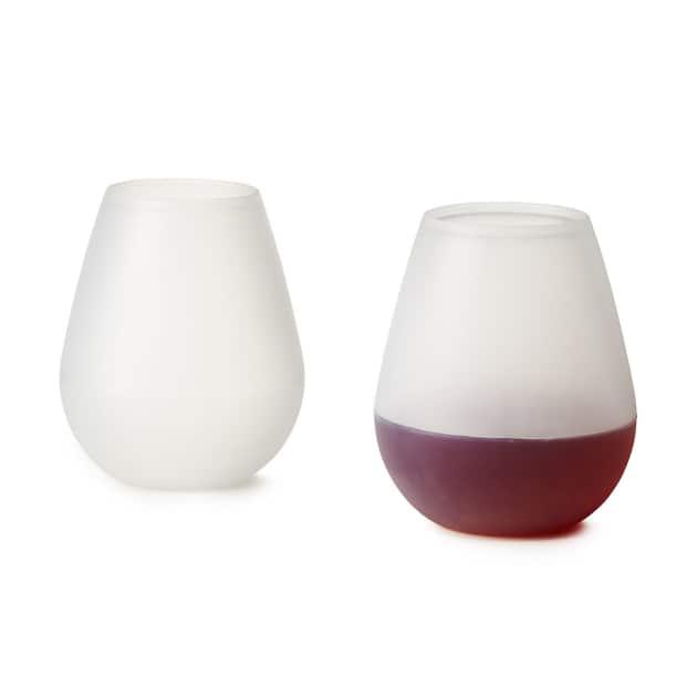 Silicone Wine Glasses