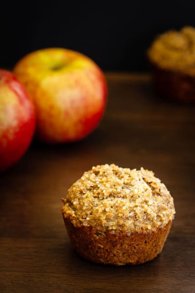 Apple Cinnamon Muffins Image