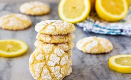 柠檬曲奇食谱