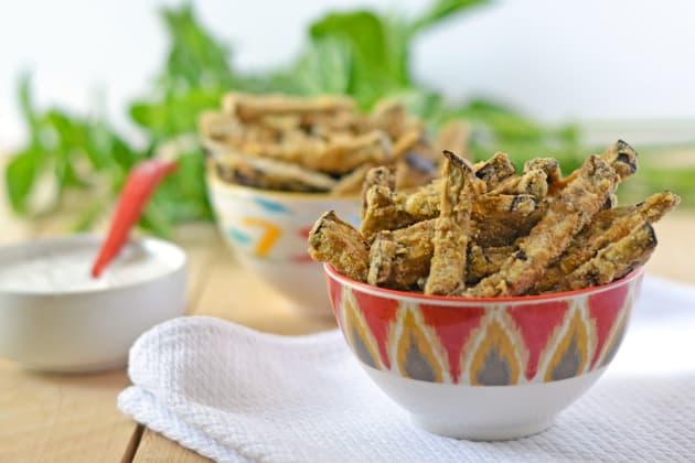 Eggplant Fries Photo