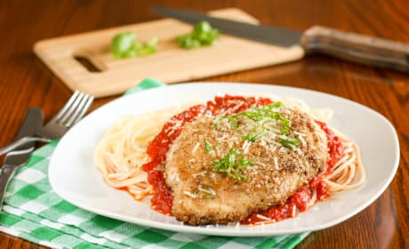 Gluten Free Chicken Parmesan Recipe