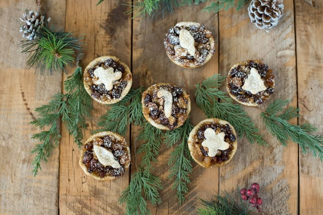 File 1 Mince Pies